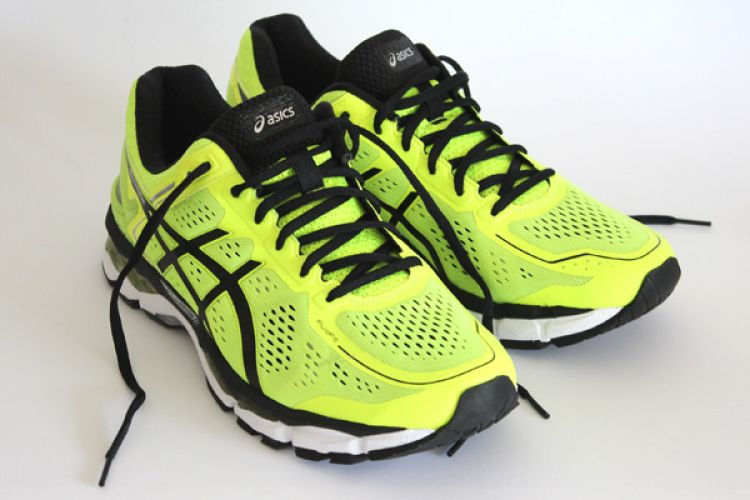 Test: Innovative Technik - Laufschuh Asics Gel Kayano 22