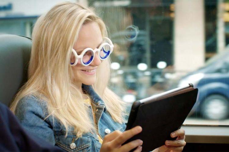 """Vorstellung: """"Seetroen""""-Brille von Citroen hilft gegen Reisekrankheit"""