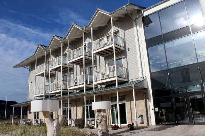 "Hoteltest: Hotel ""Easy Living"" im Beachhousestyle in List auf Sylt"