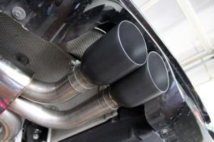 Test: Handgefertigte Scorpion Exhausts Edelstahl-Sportabgasanlage