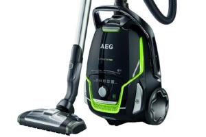 Test: Bodenstaubsauger mit Beutel - AEG UltraOne Öko Uogreen+