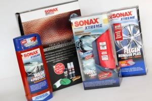 Test: Sonax Xtreme und PremiumClass Autopflegeserien im Test